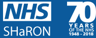 SHaRON Nhs Logo